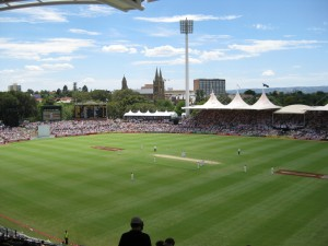 Cricvision Adelaide Oval cricket Grounds