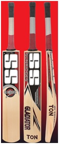 SS Ton GLADIATOR, Top 10 Best Cricket Bats in the world