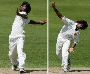 Malinga's Sling Arm Action